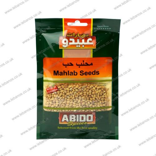 Mahlab Seeds - Abido - 10x50g