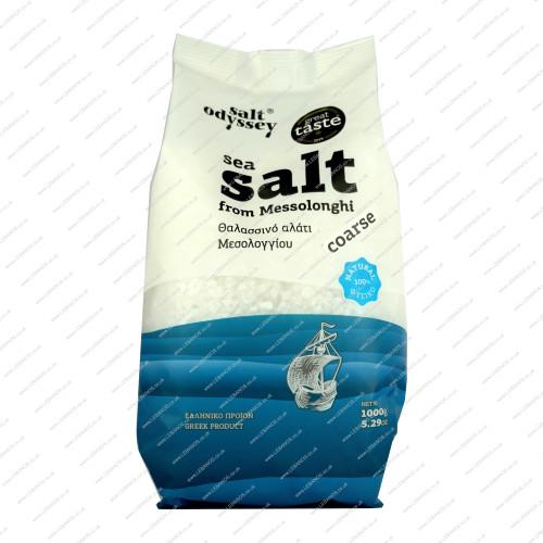 Coarse Sea Salt - Odyssey - 16x1kg