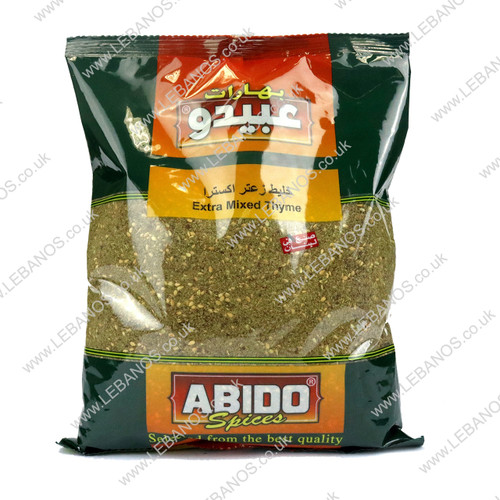 Zaatar Baladi Mix - Abido - 500g