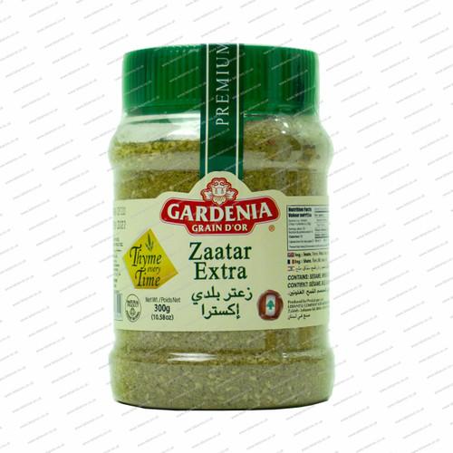 Zatar Extra - Plastic Jar - Gardenia - 12x300g
