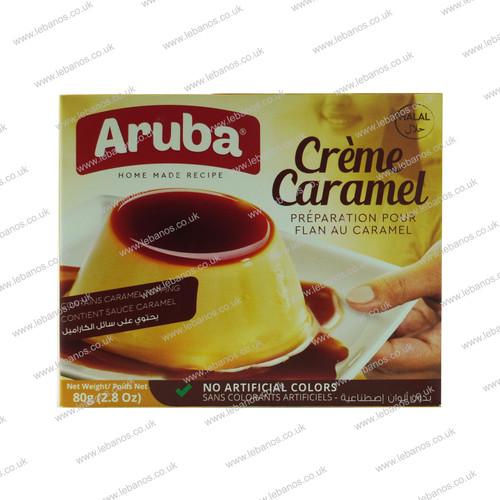 Cream Caramel/ Aruba 24x80g