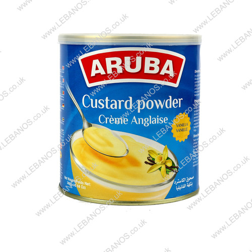 Custard Powder - Aruba - 12 x 300g