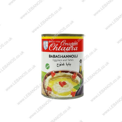 Baba Ghannouj - Chtaura Conserves - 24 x 370g