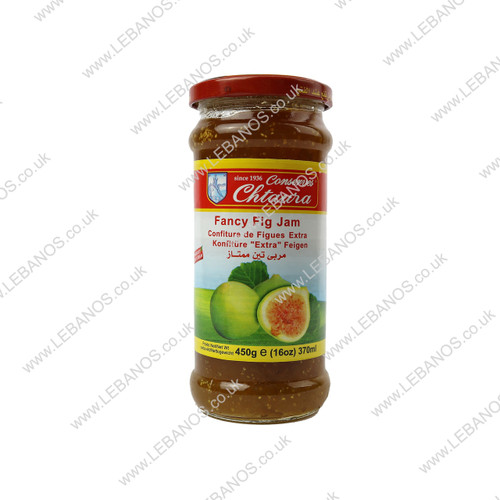 Fig Jam - Chtaura Conserves - 12 x 450g