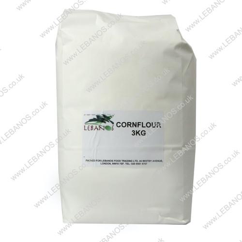 Cornflour - Lebanos - 3Kg