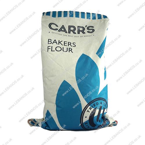 Plain Flour - Carr's - 16kg