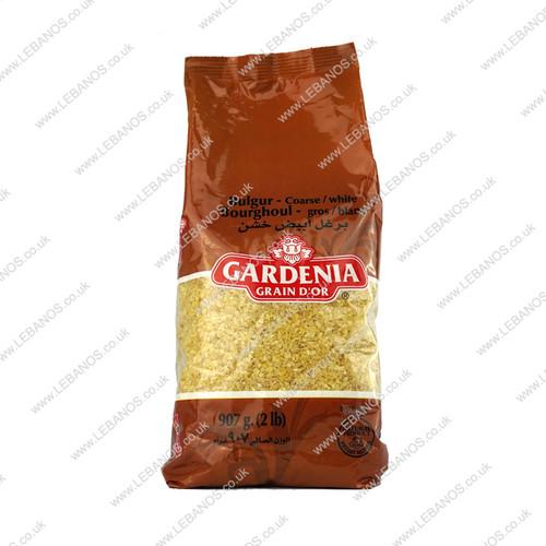 Bourgol White Coarse - Gardenia - 12x907g