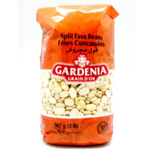 Split Fava Beans - Gardenia - 12x907g