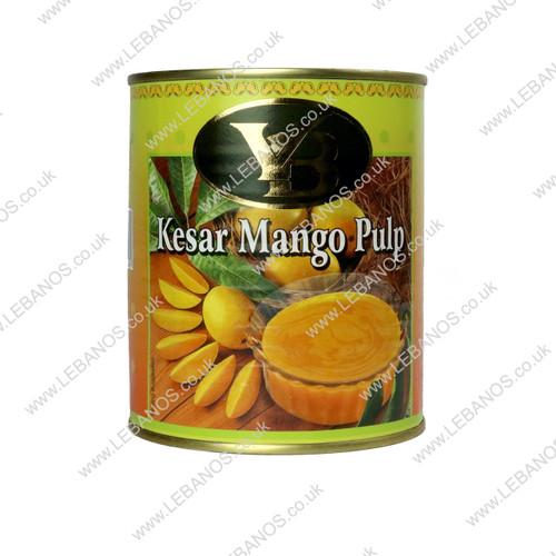 Mango Pulp - Kesar YB - 6 x 850g
