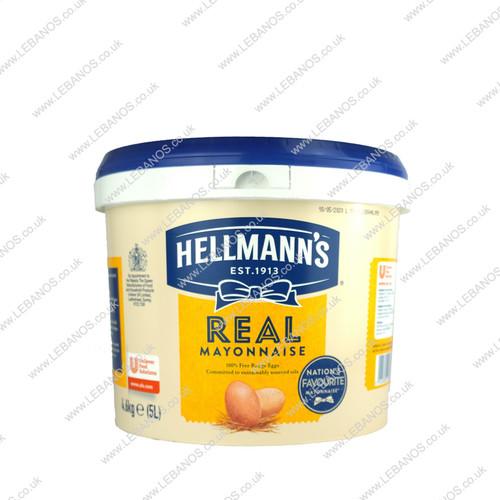 Mayonnaise Helmans 5ltr