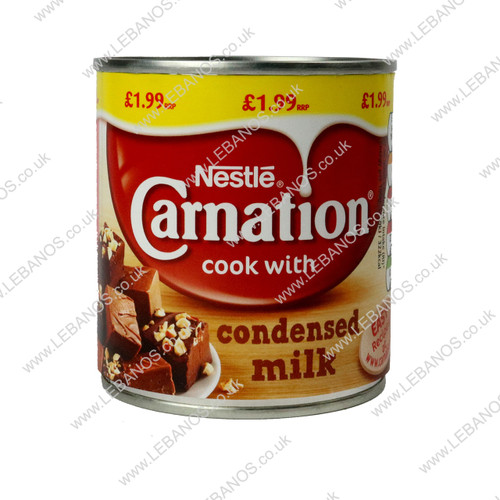 Carnation Condensed Milk - Nestle - 6x397g