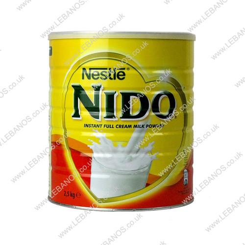 Milk Powder - Nido - 2.5kg