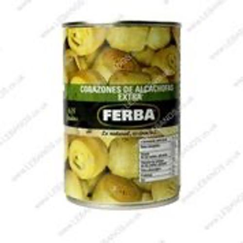 Artichoke Hearts - Ferba - 12x400g