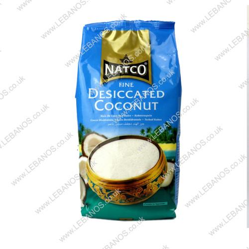 Coconut Fine Desiccated - Natco - 1kg