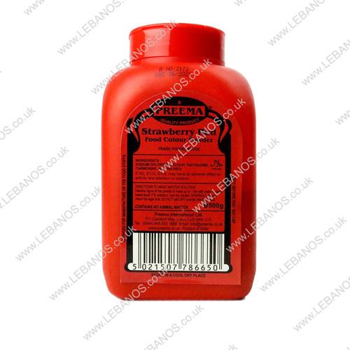 Food Colouring/Strawberry Red - Preema - 500g