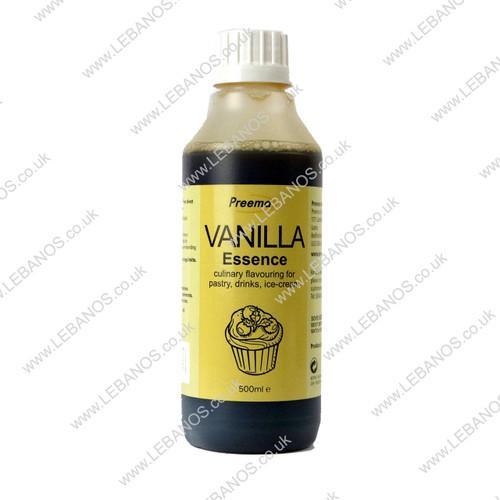 Vanilla Essence - Preema - 500ml