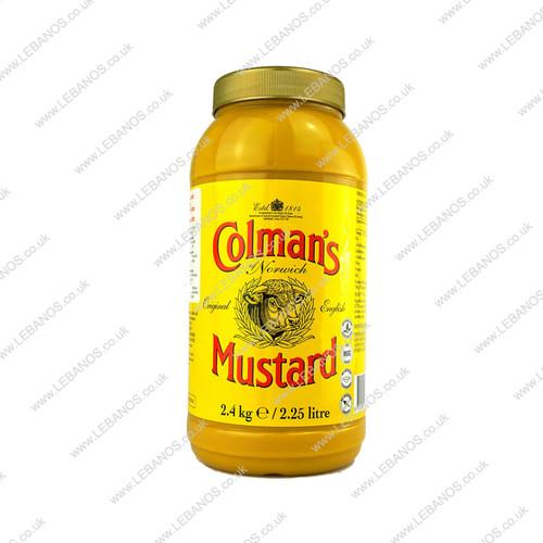 English Mustard Colmans 2ltr