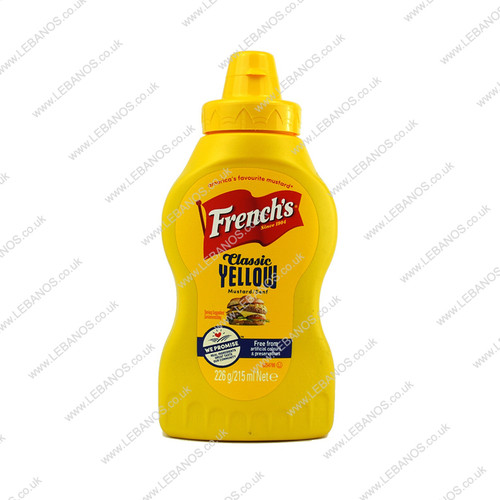 Mustard French's Classic 8x226g