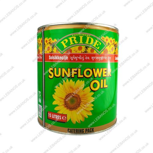 Sunflower Oil - Pride 15ltr