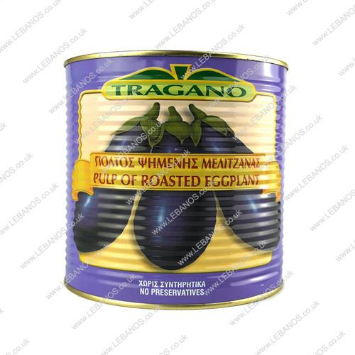 Roasted Aubergine Paste - Tragano - 6x2.5kg