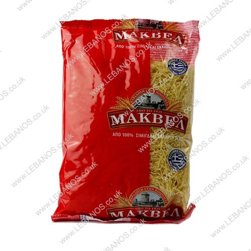 Vermicelli Cut - Makbea Pasta - 12 x 500g