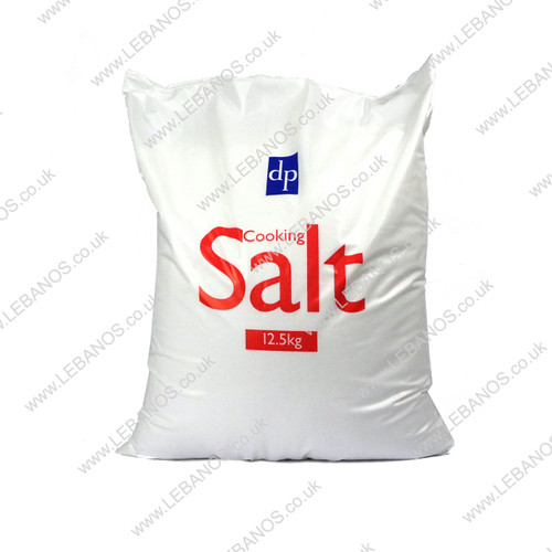 Salt Cooking - DP - 12.5kg