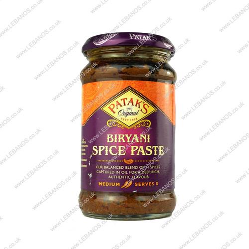 Biryani Spice Paste 6x283g