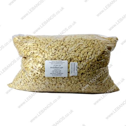 Broad Beans Split - Lebanos - 5kg