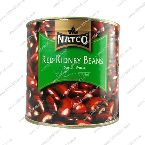 Red Kidney Beans Tin 6x2.55g