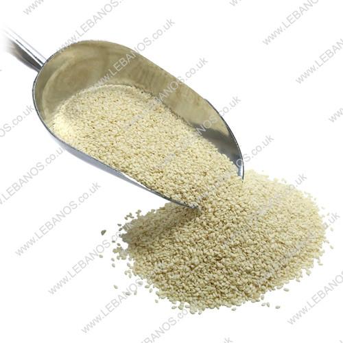 Sesame Hulled - Lebanos - 1kg