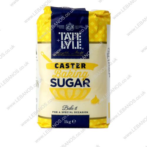 Caster Sugar - Tate Lyle - 10x1kg