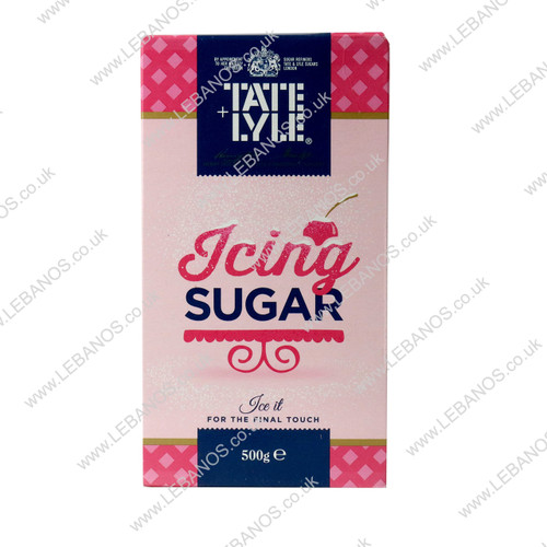 Icing Sugar - Tate Lyle - 10 x 500g