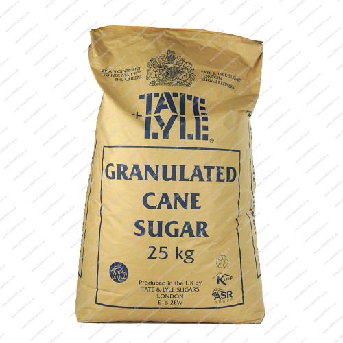 Sugar - Tate Lyle - 25kg