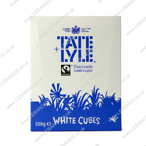 Sugar White Cubes - Lebanos - 10 x 500g
