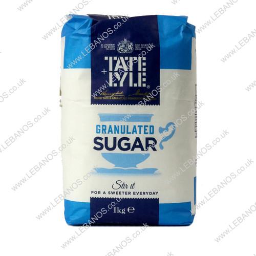 White Sugar - Tate Lyle - 15 x 1kg