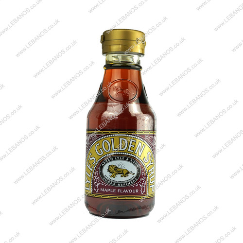 Maple Syrup Squeezy 6x454ml