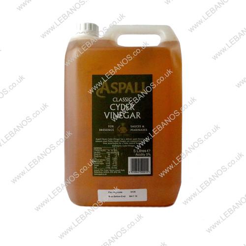 Cider Vinegar - Aspall - 5L
