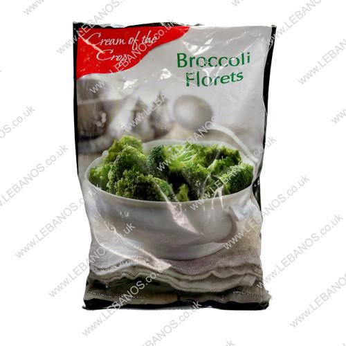Broccoli (Frozen) - Cream of the Crop - 12 x 907g