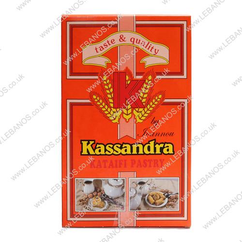 Kataify Pastry - Frozen - Kassandra - 10x400g
