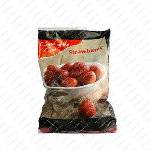 Strawberries (Frozen) - Lebanos - 5x1kg