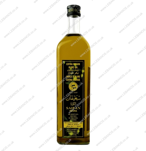 Extra Virgin oil - Saifan - 12x1ltr