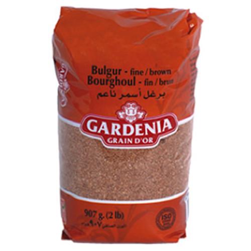 Bourgol Brown Fine - Gardenia - 12x907g
