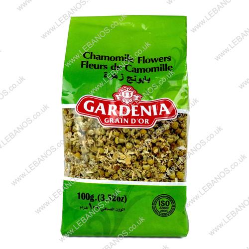 Chamomile flowers - Gardenia - 12x100g