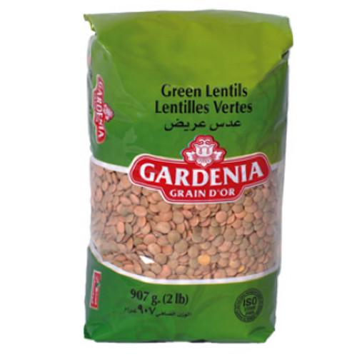 Lentil Green - Gardenia - 12x907g