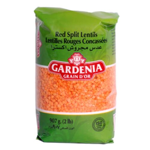 Lentil Red Split - Gardenia - 12x907g