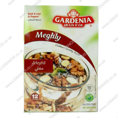 Megly Instant Mix - Gardenia - 12x200g