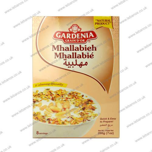 Mohalabieh Instant Mix - Gardenia - 12 x 200g