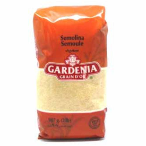 Semolina Medium - Gardenia - 12x907g
