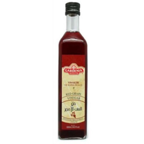Red Grape Vinegar - Gardenia - 12x500ml