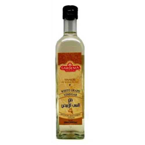 White Grape Vinegar - Gardenia - 12x500ml
